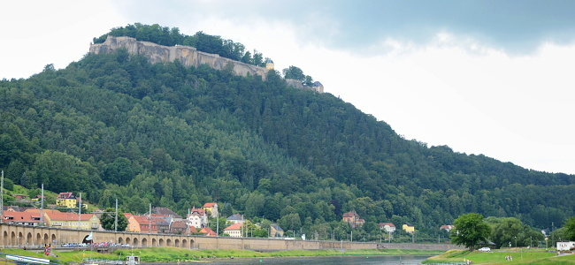 vojenska pevnost konigstein