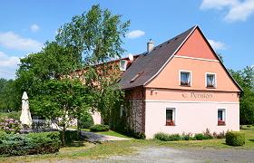 penzion růžák v růžové v českém švýcarsku